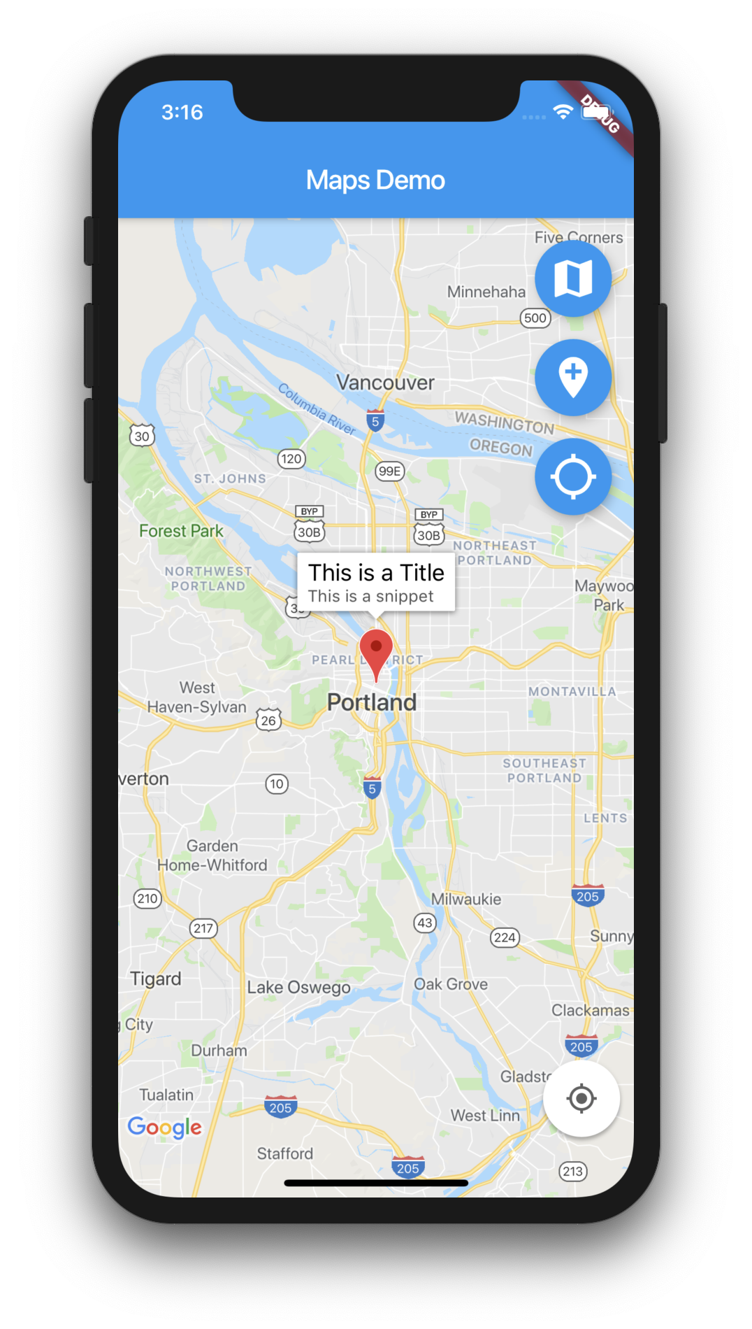 Flutter Tutorial – Google Maps in Flutter – MOBILE PROGRAMMING