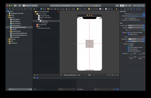 Launch Screen iOS